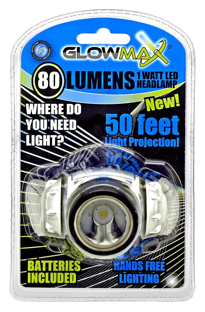 1 Watt LED Headlamp