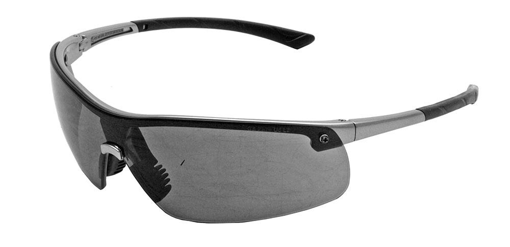 Ingot Safety Glasses - Gunmetal