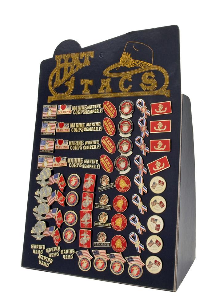 72-pc. Marines Hat Pin Assortment