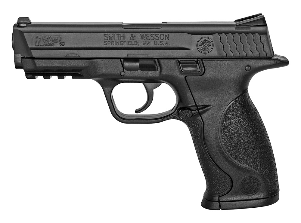 Smith & Wesson M&P40 CO2 BB Pistol - Black - Refurbished