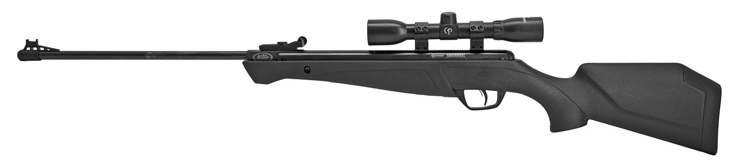 .177 Cal. Crosman Hunting Rifle with Scope - Remanufactured