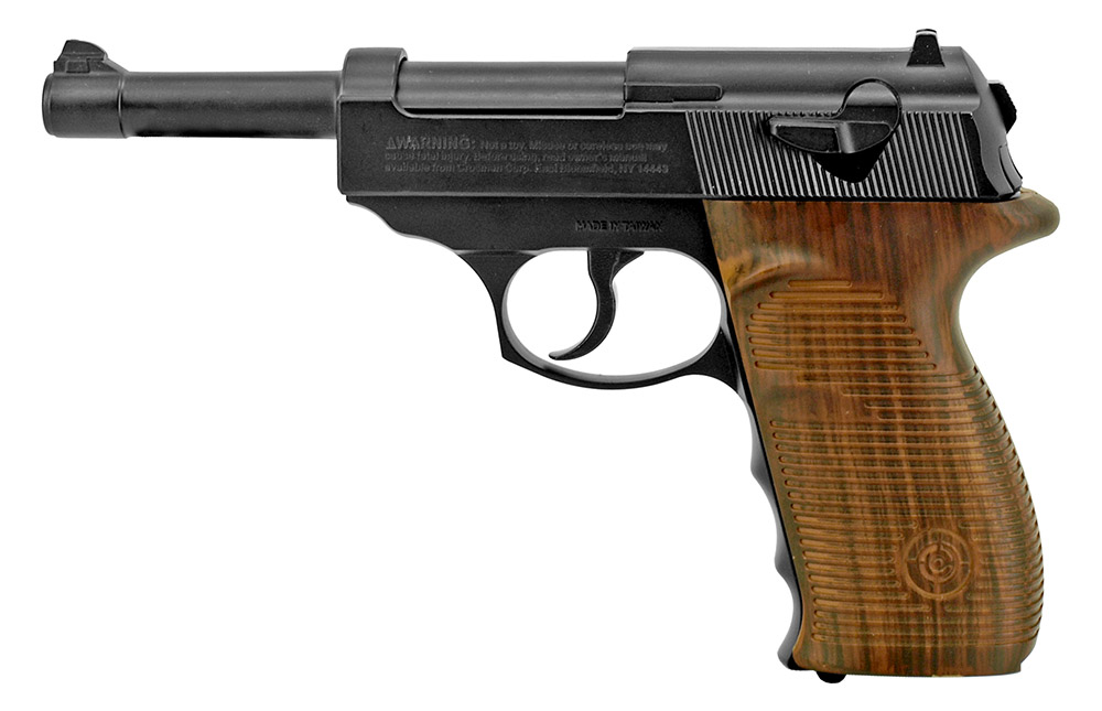 Crosman C41 Full Metal .177 Cal CO2 Air Pistol