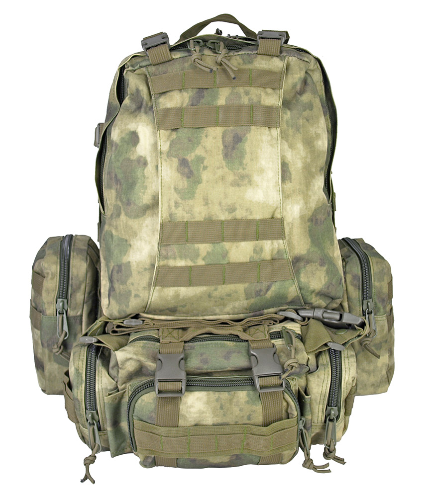 Large Assault Rucksack - FG Camo