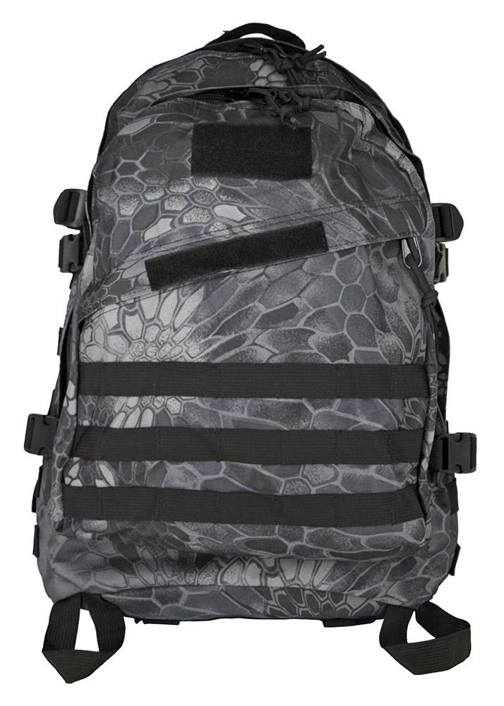 Tactical Patrol Pack - Black Mamba Camo
