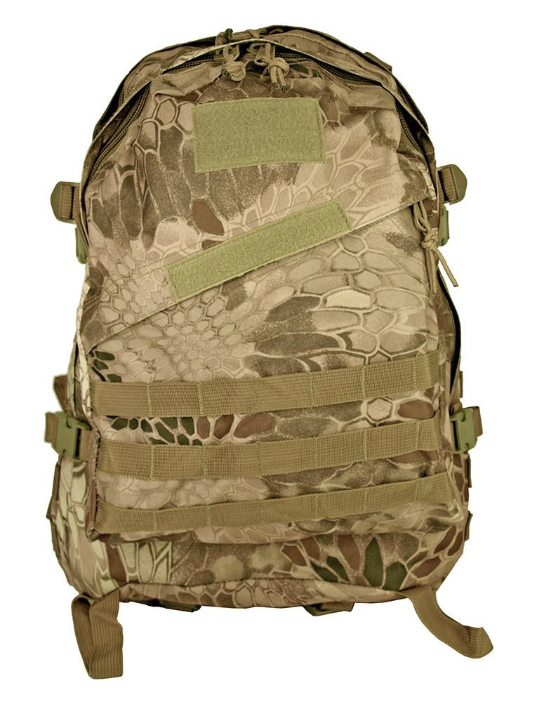 Tactical Patrol Pack - Desert Python Camo