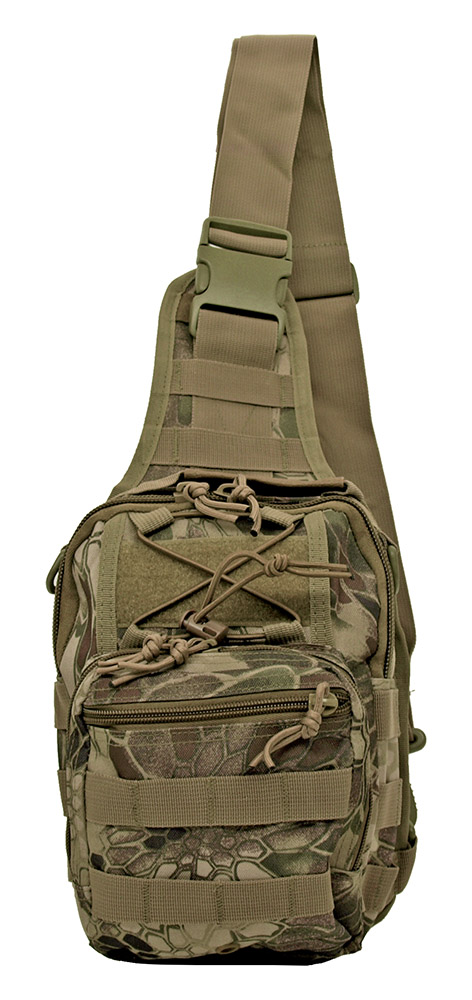 Tactical Rescue Pack - Reticulated Camo