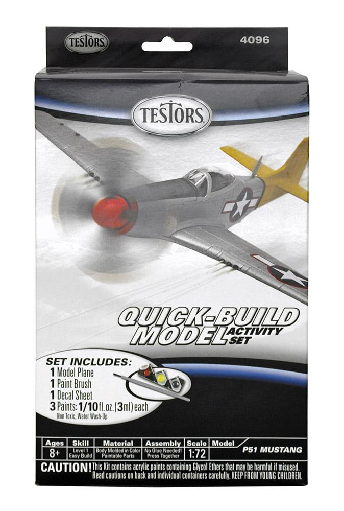 P-51 Mustang Model Airplane