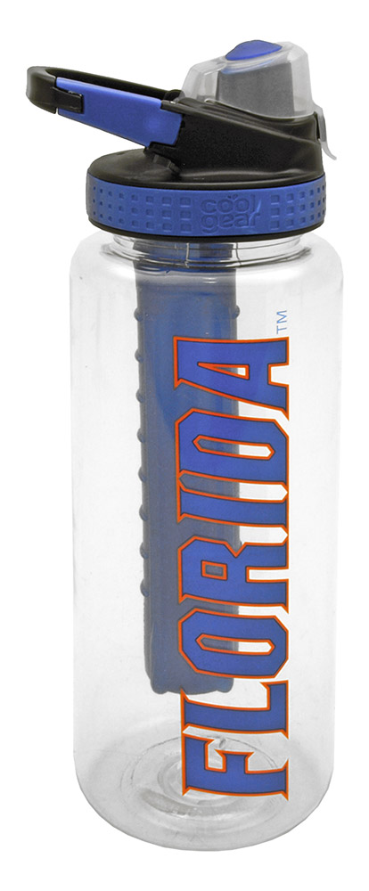 32-oz Florida Water Bottle with Freezer Stick