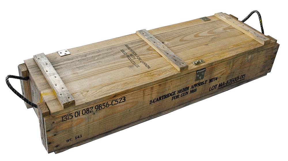 Military Surplus Ammo Box With Rope Handles  sc 1 st  DP u0026 Company INC & Surplus Ammo Box With Rope Handles Aboutintivar.Com