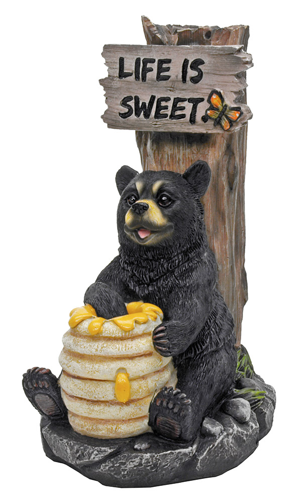 Life is Sweet Bear Figurine