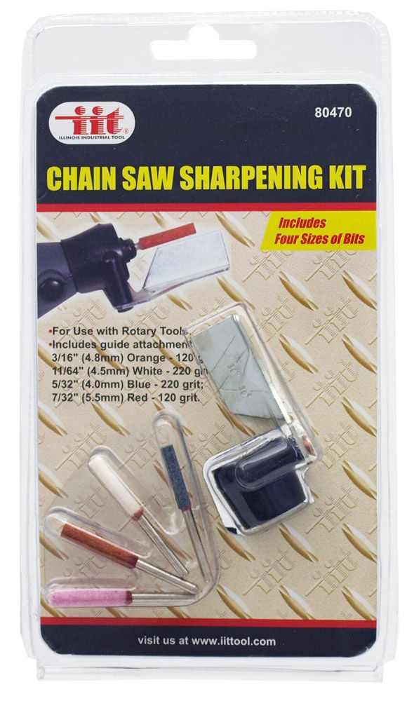 Chain Saw Sharpening Kit