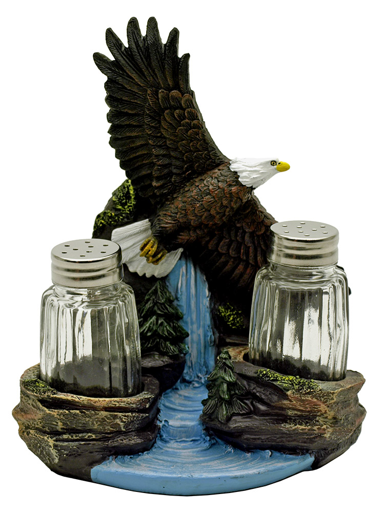 Soaring Eagle - Salt and Pepper Holder