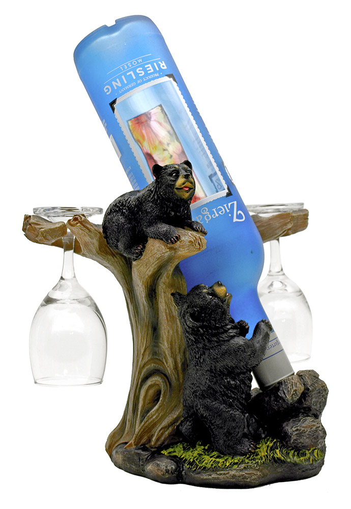 Honey Bear - Wine Holder