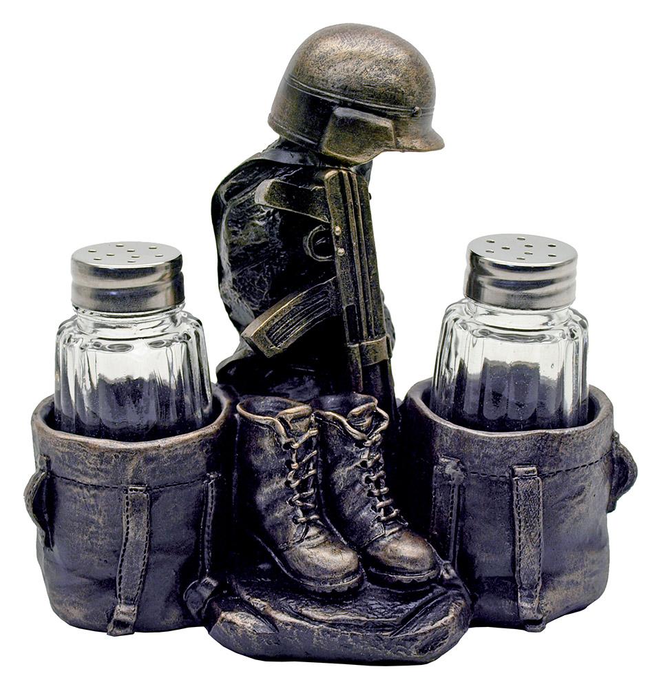 Remembrance - Salt and Pepper Holder