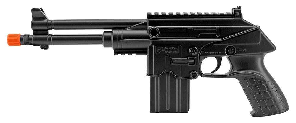 M301F Spring Airsoft - Black