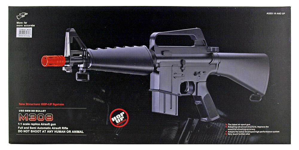 M308 Spring Airsoft Rifle