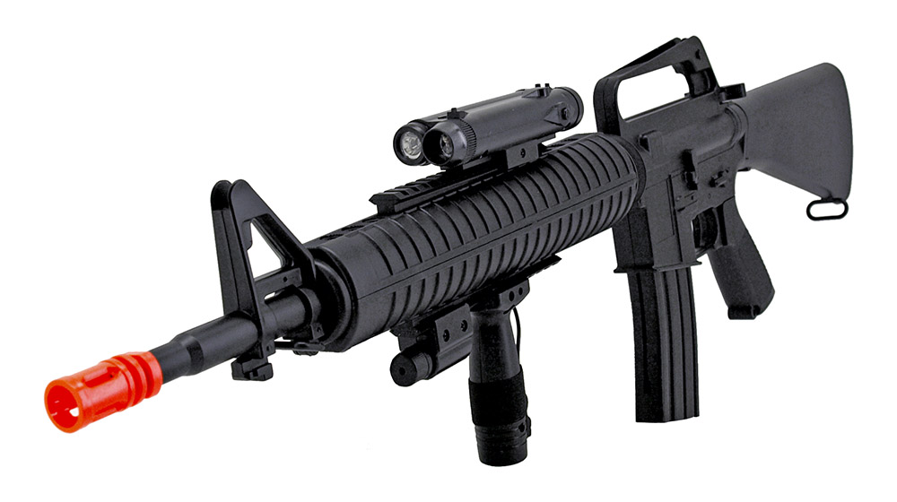 M16 Spring Airsoft Rifle