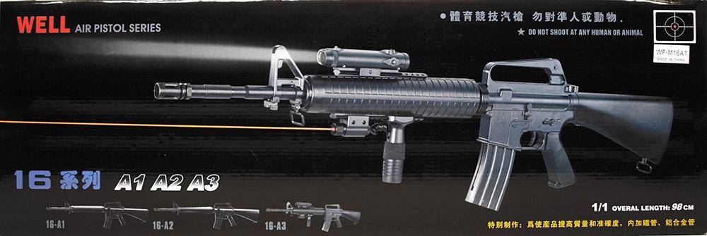 M16 Spring Airsoft Rifle