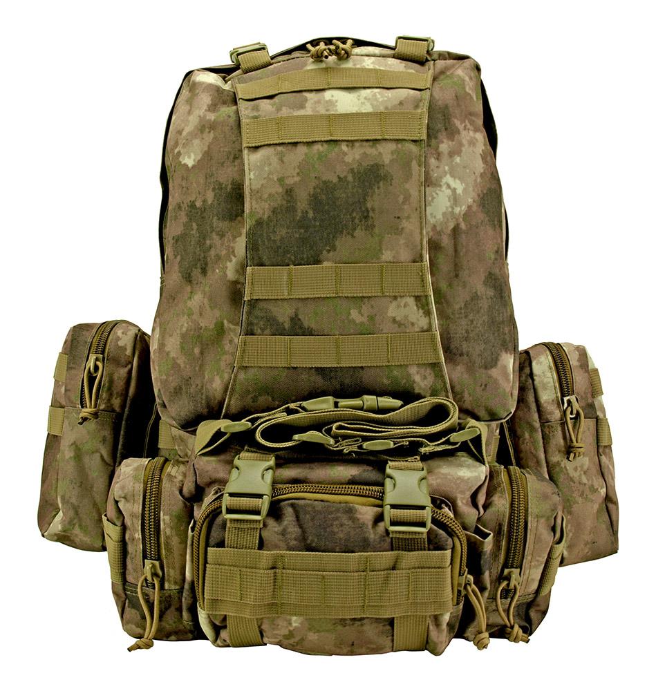 Large Assault Rucksack - AU Camo