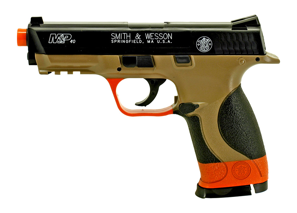 Smith & Wesson M&P40 SB199 Airsoft Pistol