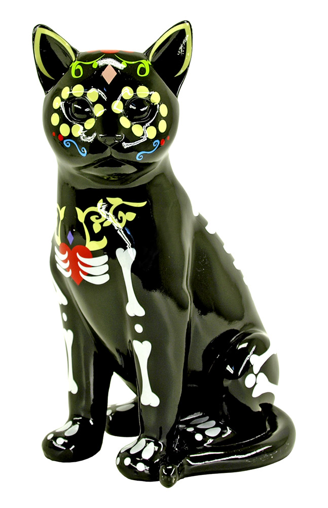 Black Sugar Kitty - Cat Statue