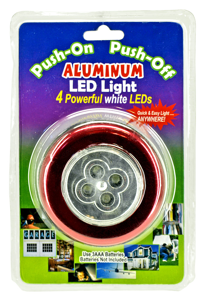 LED Light Puck