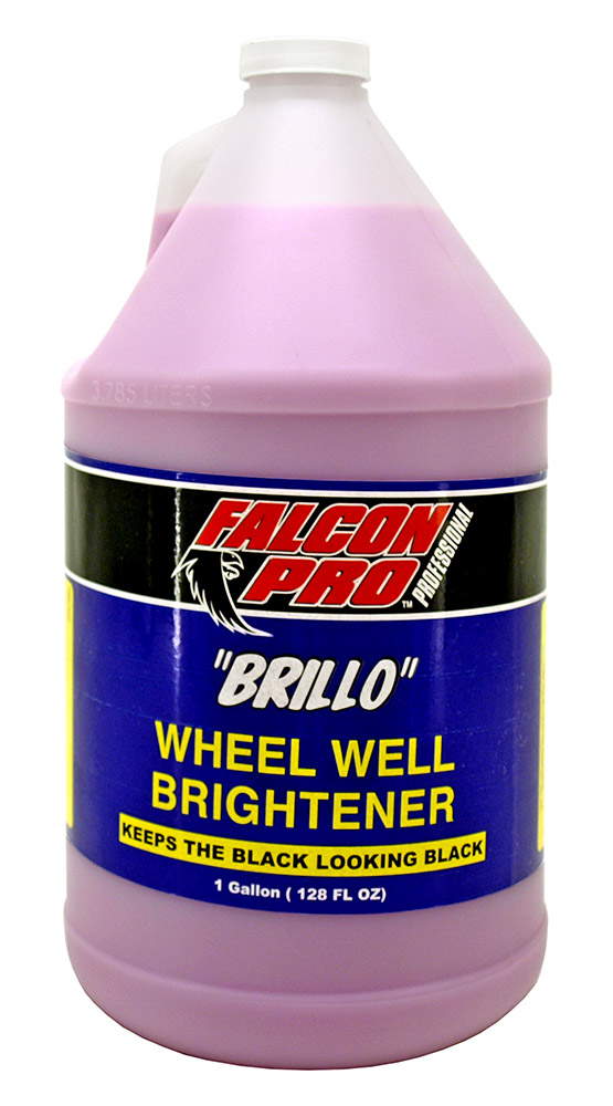 inBrillo in Wheel Well Brightener - 1 Gallon
