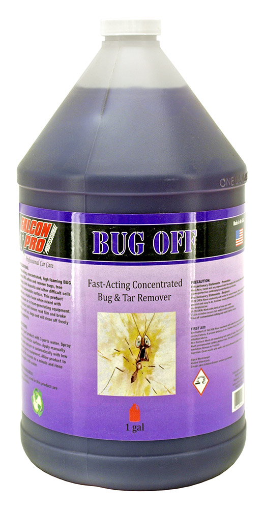inBug Off in Bug and Tar Remover - 1 Gallon