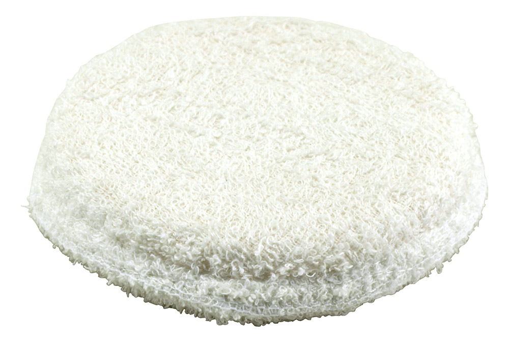 Round Wax Applicator Sponge