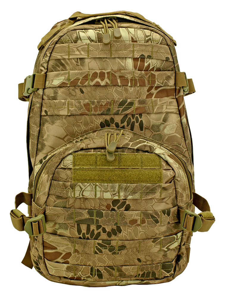 Tactical Hunting Pack - Desert Python Camo