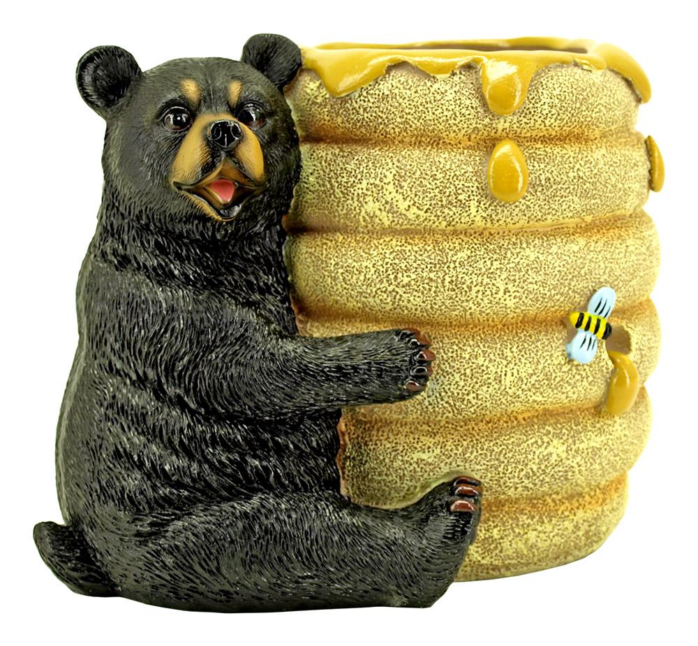 Sweet Assist - Bear Kitchen Utensil Holder
