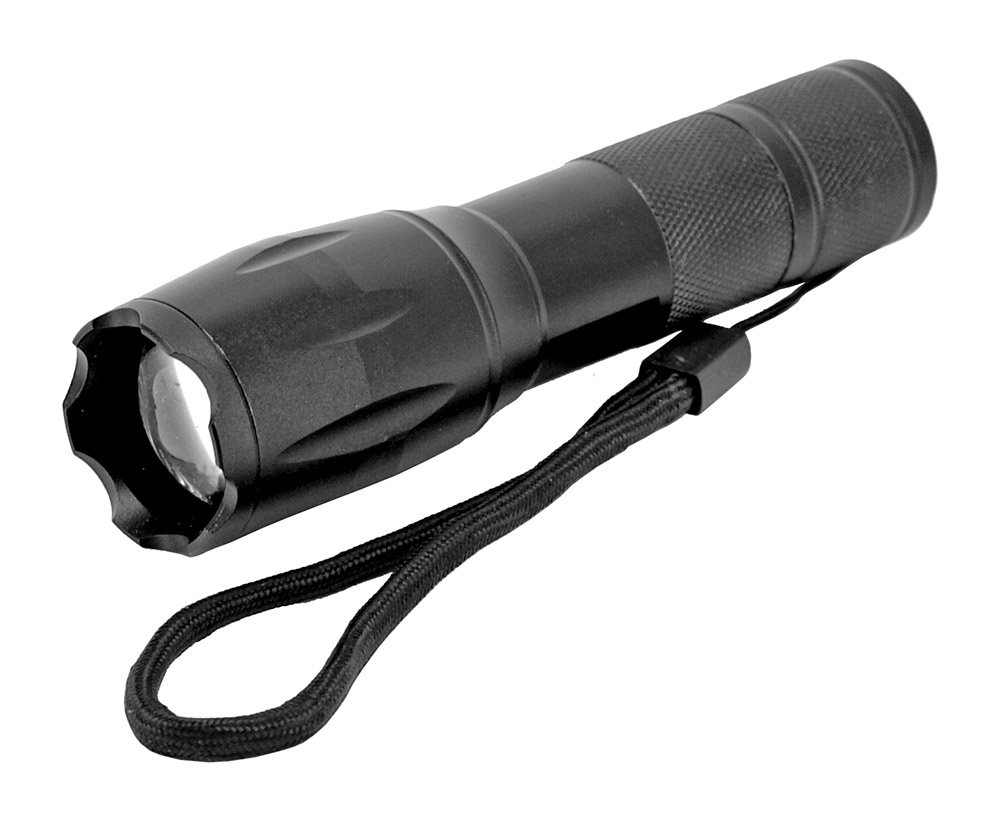 Compact Tactical Flashlight