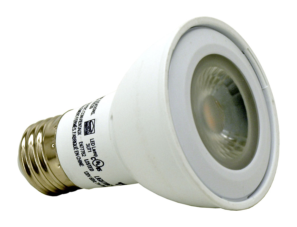 PAR20 LED Light Bulb - 470 Lumens - 3000k
