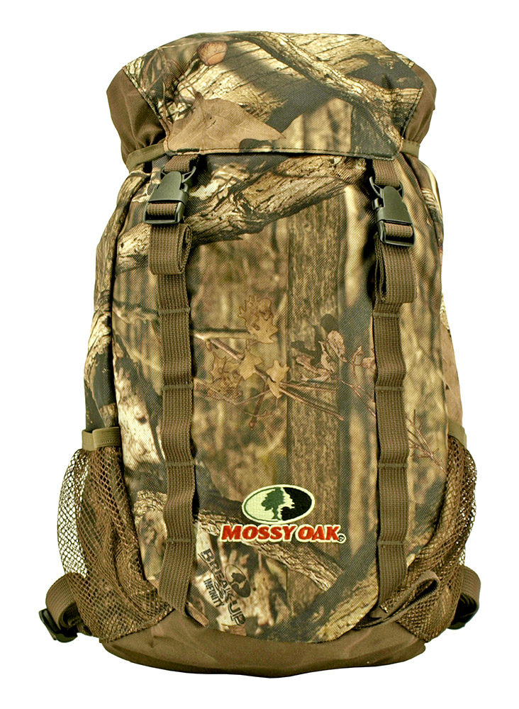 Mossy Oak Overcup Hunting Backpack - Woodland Camo