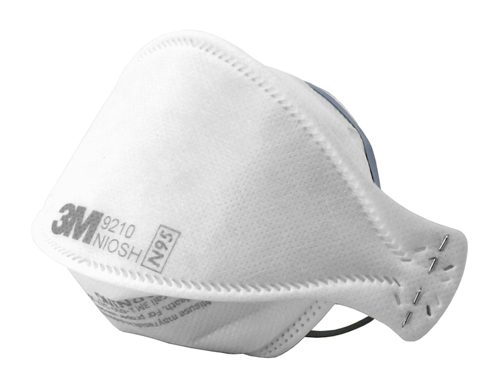 20PK N95 Particulate Respirator Mask