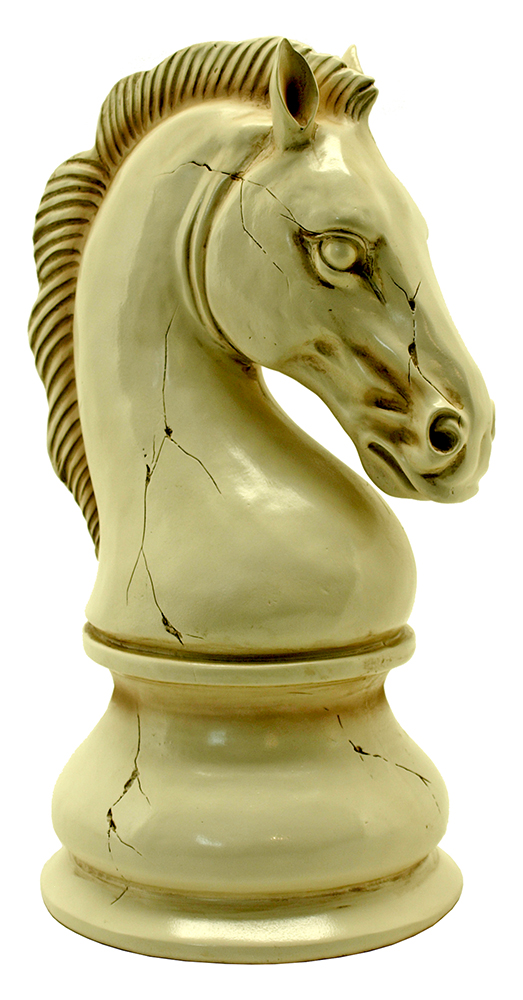 Centurion Horse Bust
