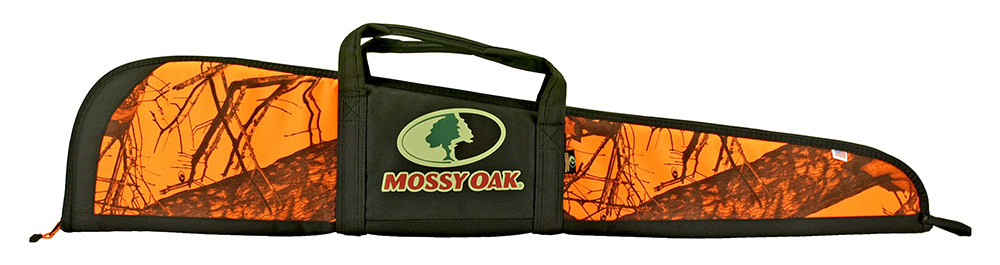 Mossy Oak Yazoo 2 Rifle Case - Hunter's Orange