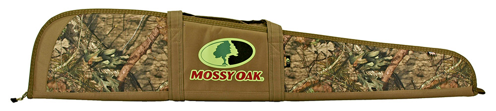 Mossy Oak Yazoo 2 Rifle Case - Woodland Camo