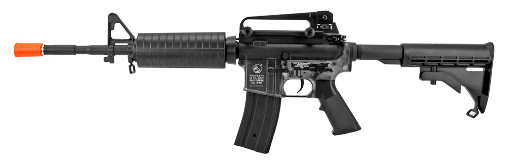 Colt M4 Carbine Airsoft Rifle - Smoke