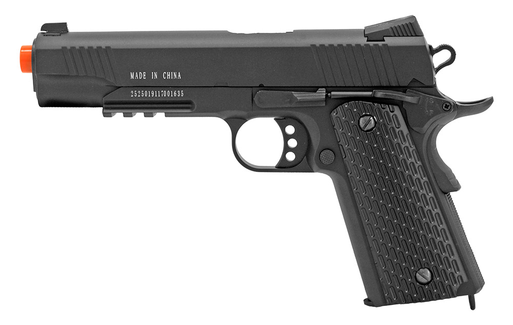 M291 Metal Body Spring Airsoft Pistol
