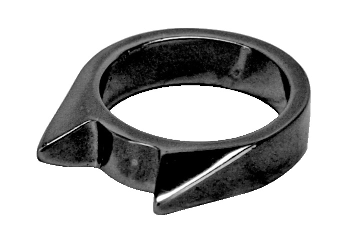 Self-Defense Bear Ring (Small) - Black