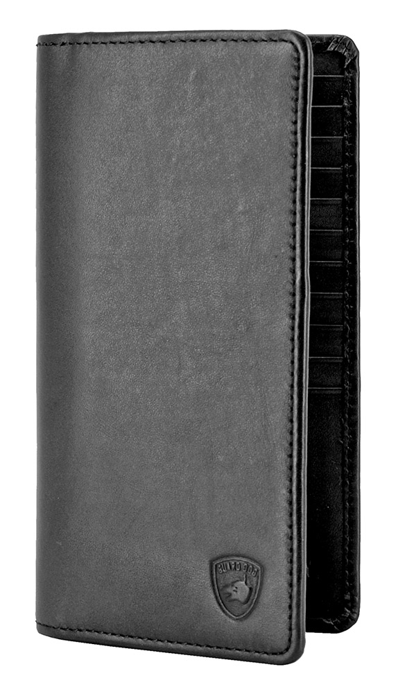 RIFD Guard Dog Security Wallet (Large) - Black