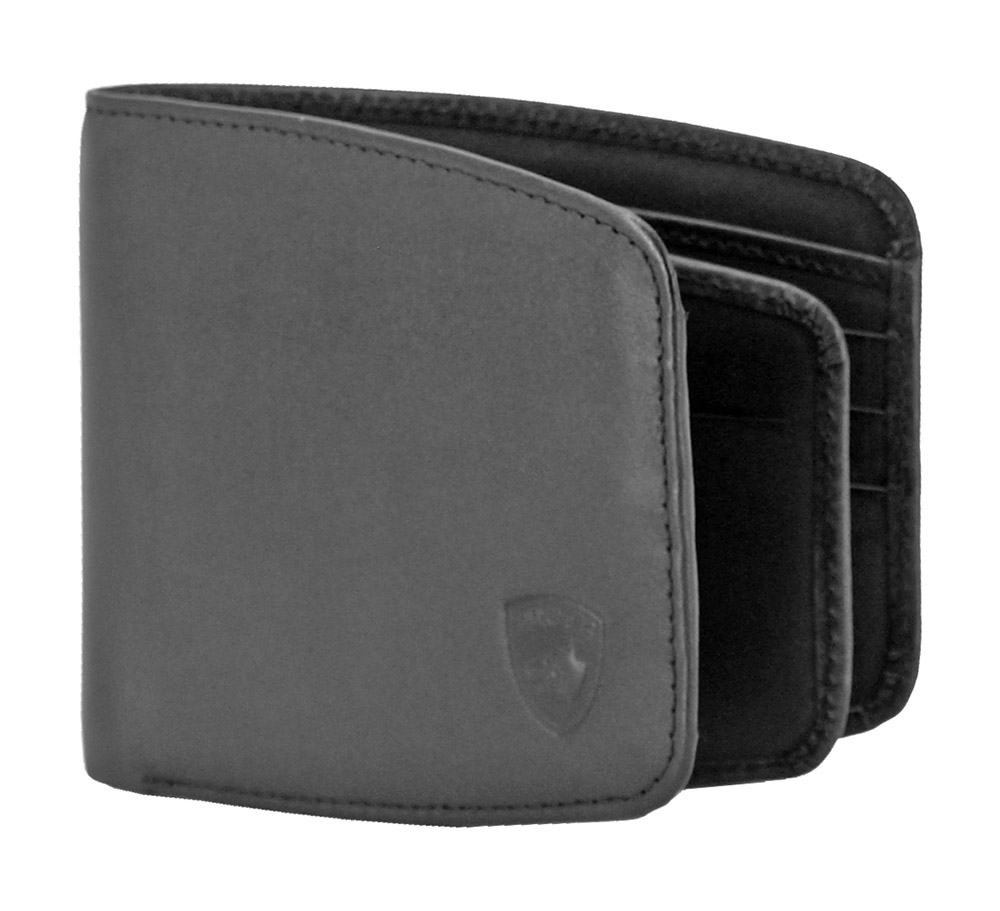 RIFD Guard Dog Security Wallet - Black