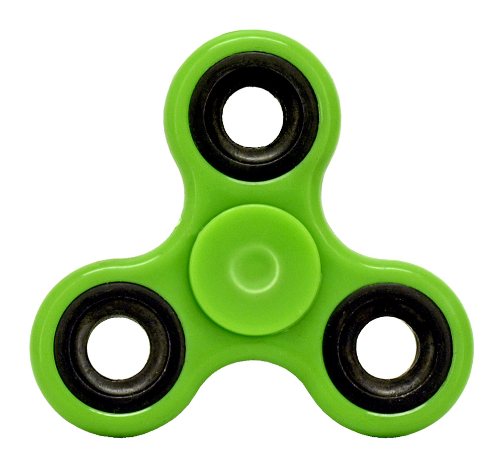 High-Speed Fidget Spinner - Green