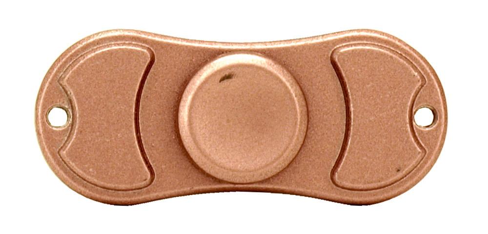 Bowtie Fidget Spinner - Pink
