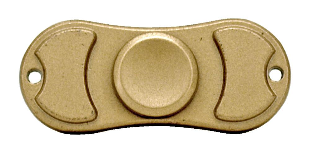 Bowtie Fidget Spinner - Bronze