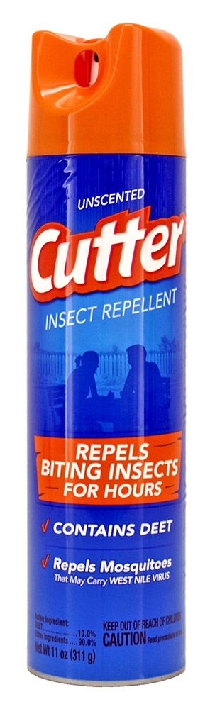11 oz. Cutter Insect Repellent