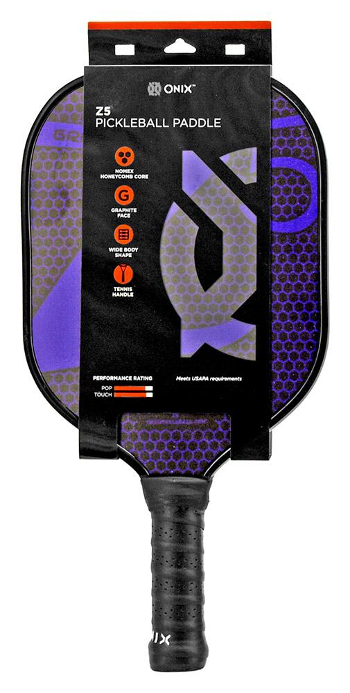 Z5 Pickleball Paddle - Purple