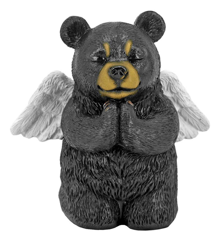 Beary Blessed Statue