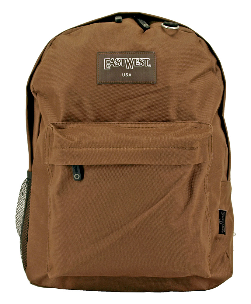 Sport Backpack - Brown